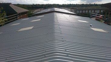 Asbestos Roof Repair In Dacorum