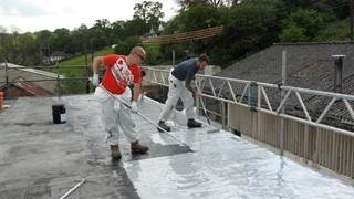 Asbestos Roofing in Dacorum