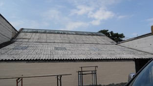 Asbestos Roofing Near Me Asbestos Roof Repair