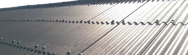 Iso Paint Asbestos Roof Coatings Asbestos Roof Repair