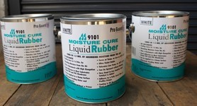 Moisture Cure Rubber: Seamless gutters in 1-3 hours