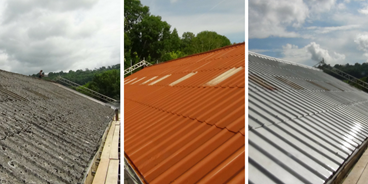 8 Easy Ways To Repair Or Refurbish Your Asbestos Roof