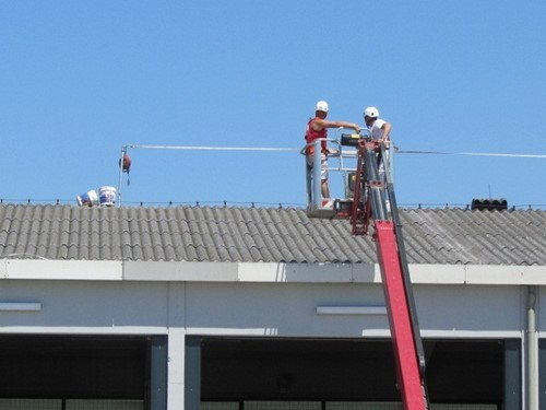 Asbestos Roofing Services