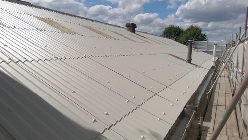 Asbestos Roof Coating & Repairs in The Cotswolds