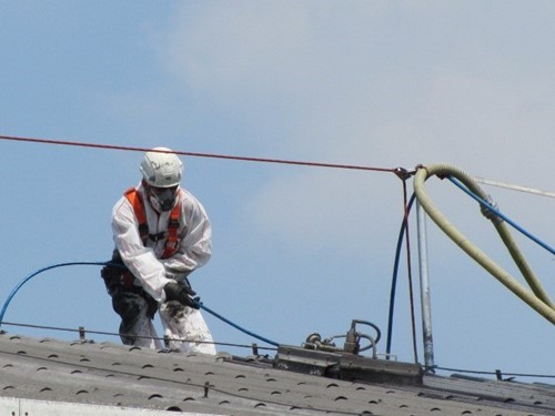 Asbestos & Flat Roofing Solutions in Shropshire County