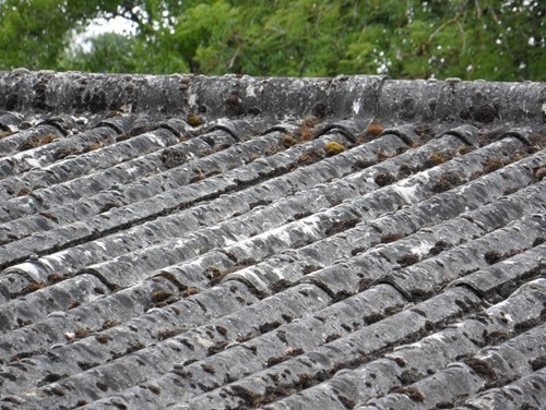 Asbestos & Flat Roof Repairs in Gloucestershire County