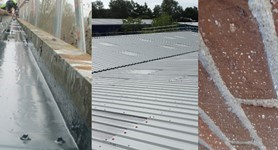 Top tips to tackle your asbestos Roof and Gutters this Winter!